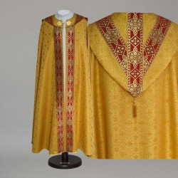 Gothic Cope 14952 - Gold