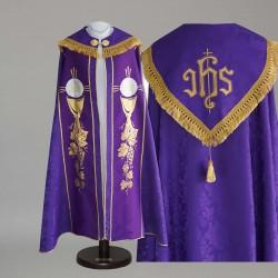 Gothic Cope 14953 - Purple