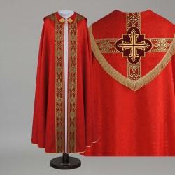 Gothic Cope 14956 - Red