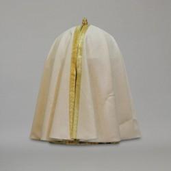 Tabernacle Veil 14977 - Cream