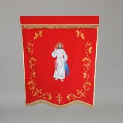 Divine Mercy Banner 14981