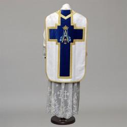 Roman Chasuble 14993 - White