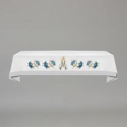 Marian Altar Cloth with...