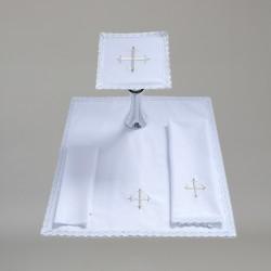 Cross Altar Linen Set 15002