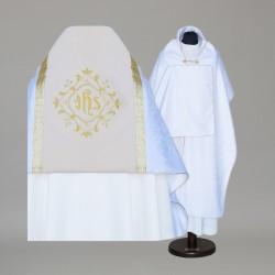 Humeral Veil 15027 - White