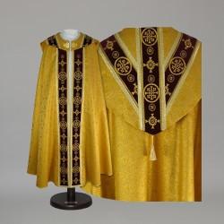 Gothic Cope 15034 - Gold