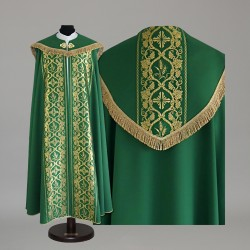 Gothic Cope 15036 - Green