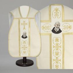 Roman Chasuble 15066 - Gold