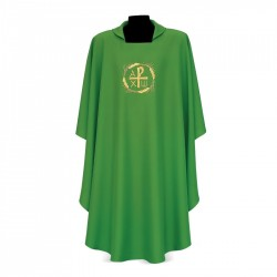 Gothic Chasuble 15094 - Green