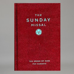 Collins Sunday Missal - Red...