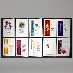 Mass Cards for the Dead,...