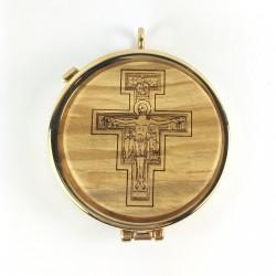 Crucifixion Design Pyx 15573