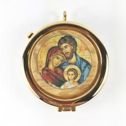 Crucifixion Design Pyx 15575