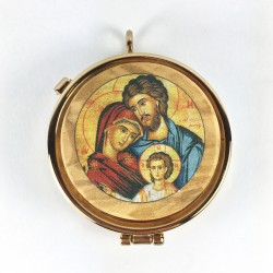 Crucifixion Design Pyx 15576