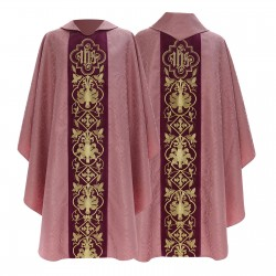 IHS Gothic Chasuble 15629 -...