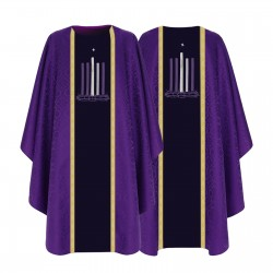 Advent Candle Gothic...