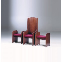 Presidential Chair and Stools 160/1