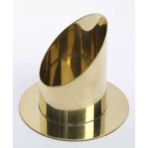 Brass Candle-holder 8cm