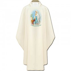 Gothic Chasuble 4208 - Cream