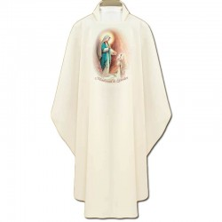 Gothic Chasuble 4211 - Cream