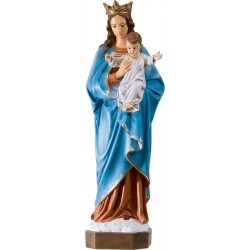 Our Lady Queen of the World...