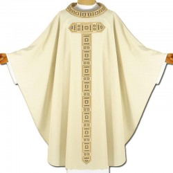 Gothic Chasuble 4380 - Cream