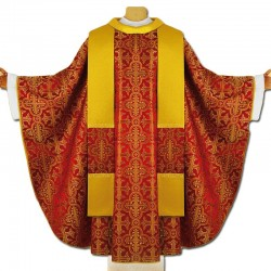 Gothic Chasuble 4595 - Red