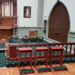 Bespoke Church Kneeler Gallery