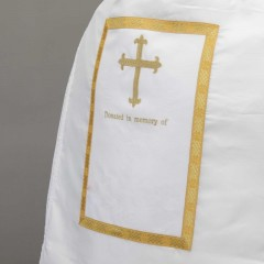 Bespoke Embroidered Dedications