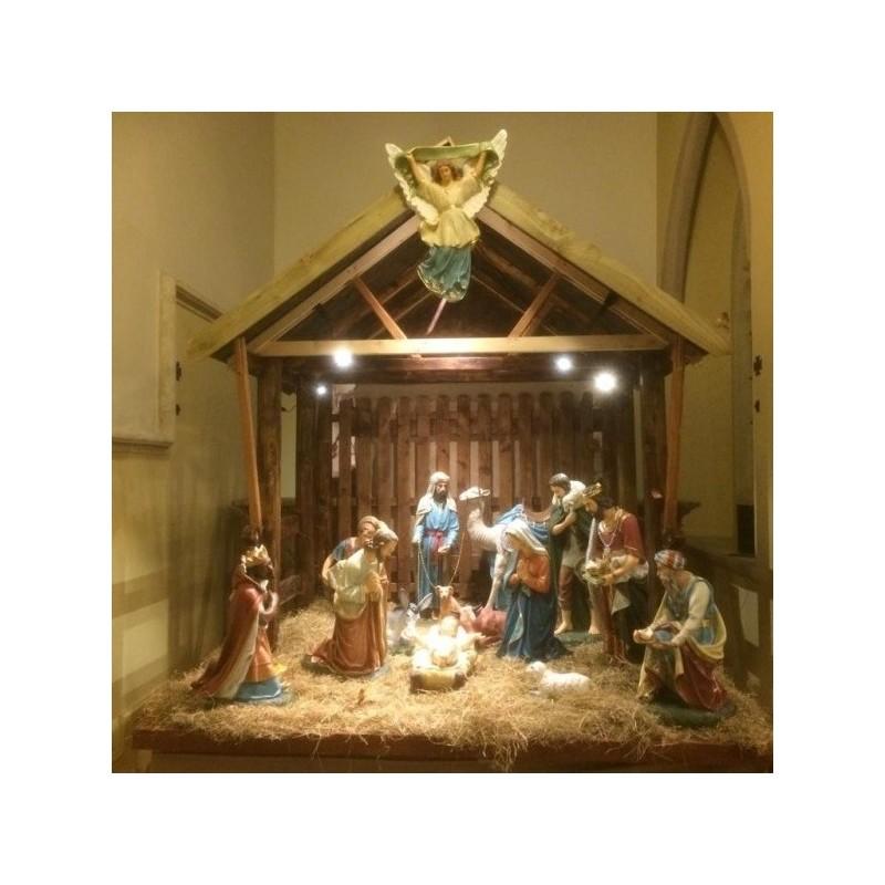 Bespoke Nativity Stables