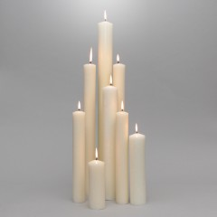 "1"" Candles"