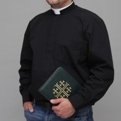Tonsure/Roman Collar Shirts
