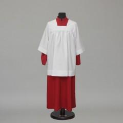 Altar servers cassocks and cottas