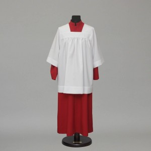 Cassocks and cottas