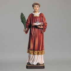 Italian Hand Carved Wooden Statues