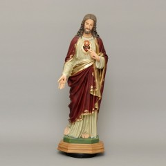 Statues of Jesus