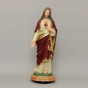 Statues of Jesus