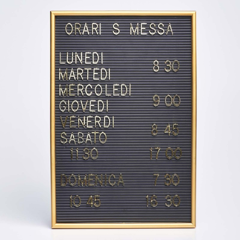 Mass Time and Service Boards