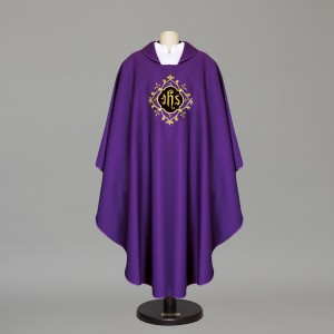 Purple Chasubles