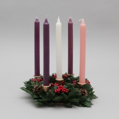 Advent Candle Holders